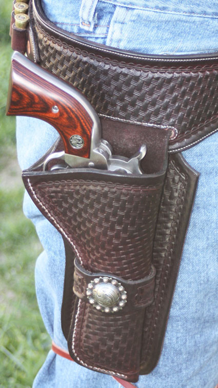 leather .44 magnum holster