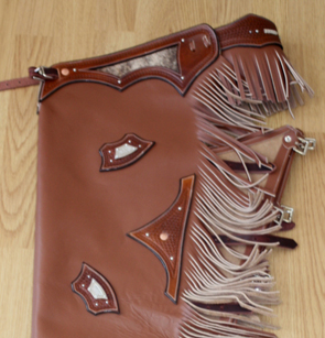 How to Make Half Chaps | eHow