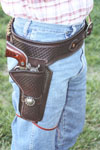 .44 magnum gun belt and holster